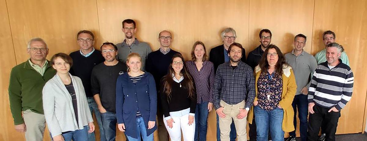 DYNAMO Workshop at AWI in May 2019. Photo: Maik Grunwald.